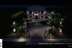 09-26-2017 pool and back yard design concept with rooftop mini golf and putting greens in deal nj - 3