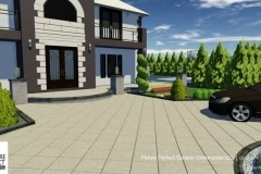 09-26-2017 pool and back yard design concept with rooftop mini golf and putting greens in deal nj - 5