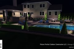 09-27-2017 pool design concept with outdoor lighting and landscaping design concept in tinton falls nj- 2