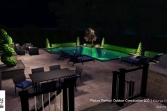 09-27-2017 pool design concept with outdoor lighting and landscaping design concept in tinton falls nj- 5