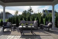 cream ridge weathervane circle full back yard remodel 09-21-2017 - 16