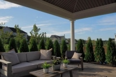 cream ridge weathervane circle full back yard remodel 09-21-2017 - 20