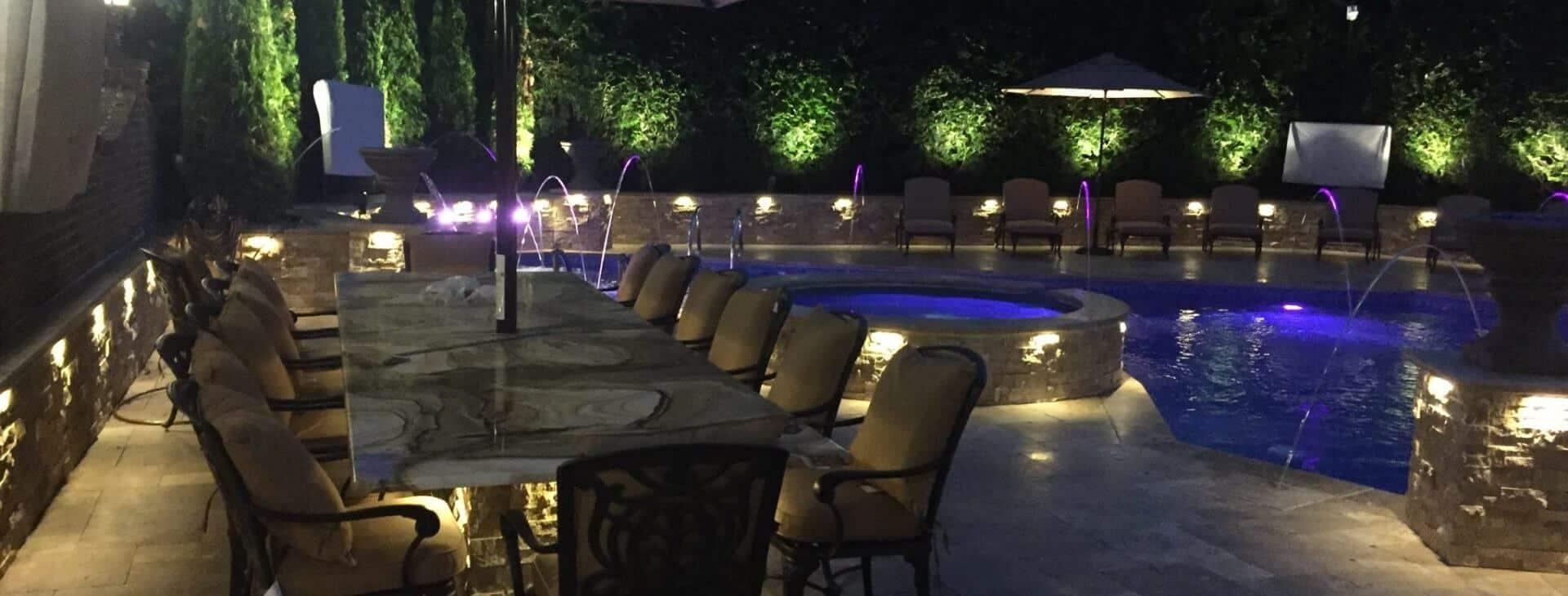 Pool Designers & Patio Builders