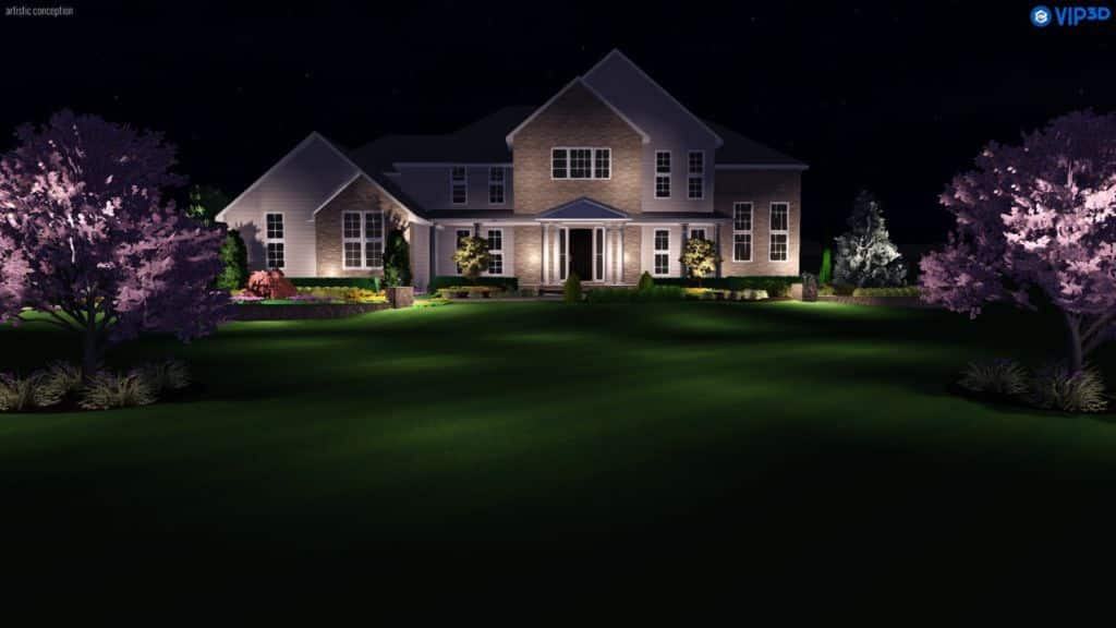 Low Voltage Outdoor Lighting & Outdoor Audio