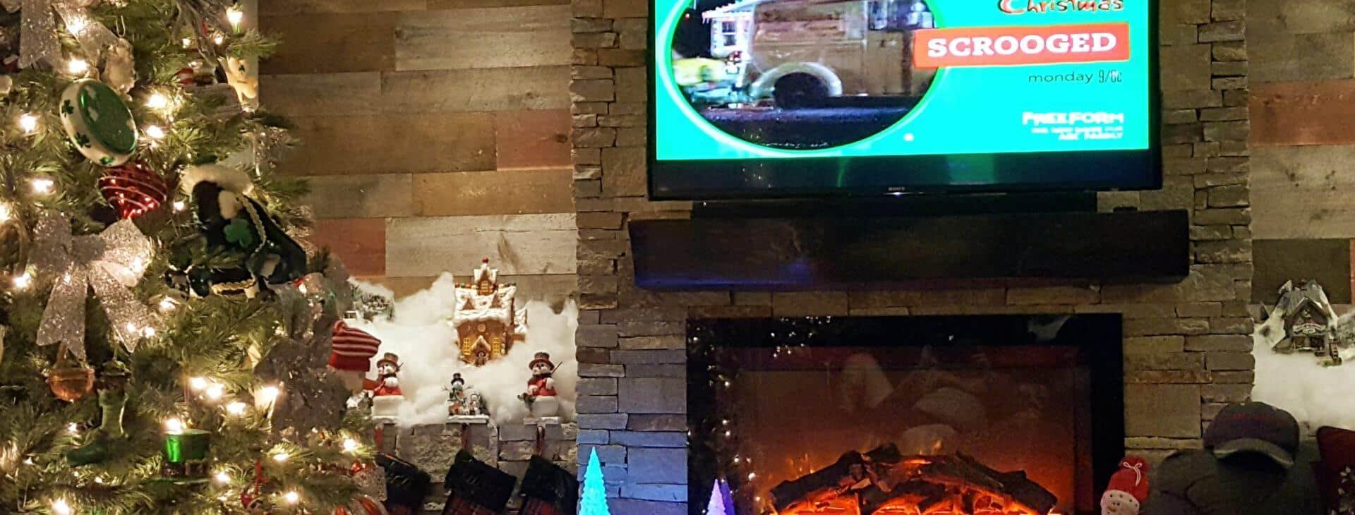 Custom Indoor & Outdoor Fireplace Installations